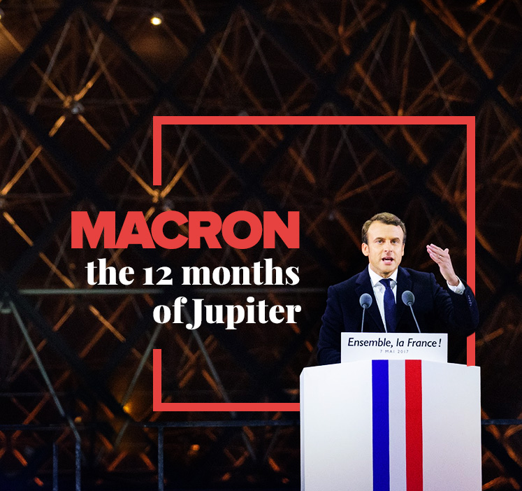 Home Macron The 12 Months Of Jupiter