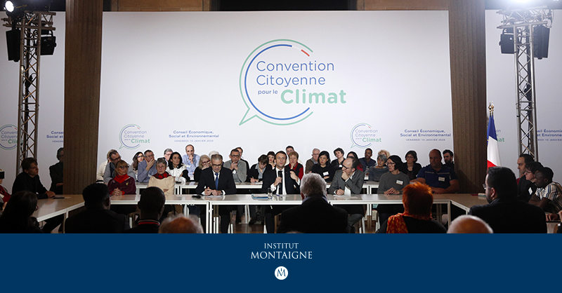 Le prix du carbone, grand absent de la convention citoyenne pour le climat